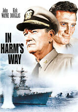 In Harm's Way [New Dvd] Ac-3/Dolby Digital, Dolby, Widescreen