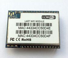 Wireless module/Serail to RJ45/Serail To Wifi HLK-RM04 - On board antenna