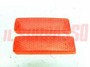 Plastic Lights Front Towing Fiat 850 Spider - Lancia Fulvia Coupe HF