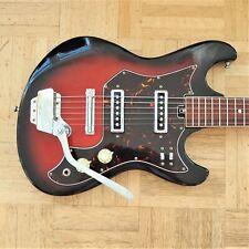 "Teisco E-Gitarre - rare 1960s/70s vintage - ""Hertiecaster"" Japan"