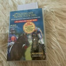 2 EXCITING NEW PROSPECTS FOR 2005 DVD. LION HEART, HIGH CHAPARRAL DVD COOLMORE