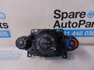 FORD FIESTA (2008 - 2013) MK7,  HEATER CONTROL PANEL WITH A/C ETC, 8A6119980-BF