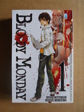 BLOODY MONDAY Vol.1 - Ryou Ryumon Manga Edizione Star Comics   [G371F]
