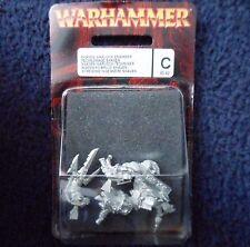 2001 Skaven Warlock Engineer 2 caos ratmen Citadel comando LORD & EROI MIB