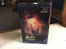 "2005 Sideshow Buffy Vampires Slayer 12"" Figure MIB - VAMPIRE ANGEL EXCLUSIVE"