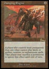 MTG 4x DAMPING ENGINE - Urza's Legacy *Rare Artifact*