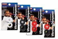 Tourna Pete Sampras Vibration Dampeners - Choice Of Colours - Free P&P