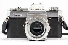 Topcon Unirex body Gehäuse Spiegelreflexkamera SLR Kamera ohne Optik