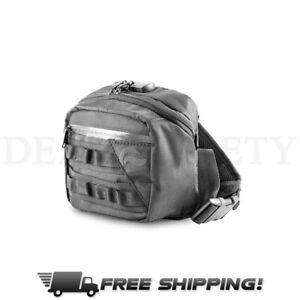 Skunk Kross Smell Proof Odor Proof Bag with Combo Lock Stash Bag - Black