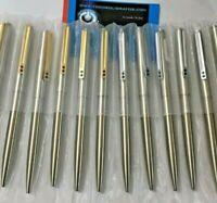 Inoxcrom B 77 5  cromado y  5 gt.  boligrafos   10 unidades   Nuevos