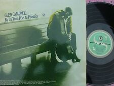 Glen Campbell OZ WRC LP By the time I get to Phoenix EX Country Pop