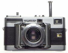 VOIGTLANDER Vitessa 35mm film camera barn door type Color-Skopar 1:2.8/50mm used