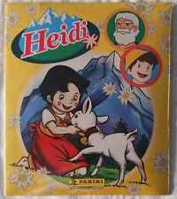 Heidi, Panini: raccolta completa di figurine sigillata, versione italiana