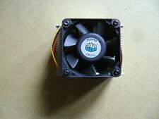 Ventilateur avec radiateur socket 370 Intel ou AMD ancien PC PIII /I6