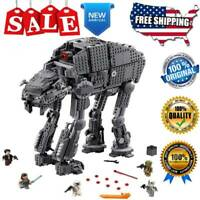 Building Blocks Sets Star Wars 05310 First Order Heavy Assault Walker Kids Toys