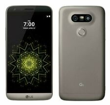UNLOCKED AT&T LG G5 H820 Titan 4G LTE GSM 32GB Android Smart Cell Phone ^ 9/10