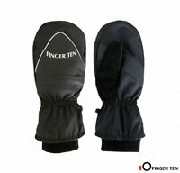 Mens Winter Mittens 1 Pair Thermal Fleece Gloves Warm Cold Weather Outdoor Ski