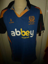 Match Worn BHSFP RFC Rugby Union Home Shirt adult large (21213)