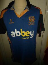 Match Worn BHSFP RFC Rugby Union Home Shirt adult large (21213)