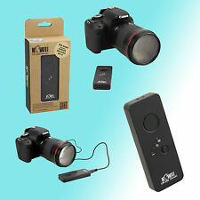 2 in 1 Canon RC-6 RS-60E3 Wireless Remote Wired Shutter 7D 800D 750D 77D M5 5D3