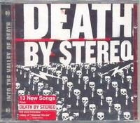 DEATH BY STEREO - Into the Valley of Death - CD - MUS