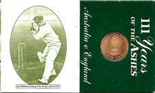 111Years of the Ashes Australia vs England Nice Bradman