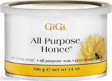 12 -14oz GiGi All Purpose Honee Wax for Waxing Hair removal  0330 USA SELLER