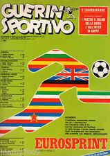 GUERIN SPORTIVO=N°17 1981=EUROSPRINT