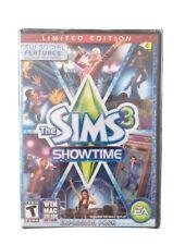 The Sims 3: Showtime - Windows/Mac/Win/Macintosh *Brand NEW sealed*