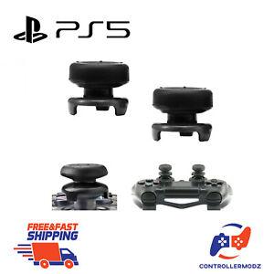 PS5 Controller Clip on Thumbsticks Grips Analog Sticks Extenders 11mm FPS Black
