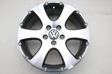 Originale VW Touran Cross 17 Pollici Cerchi Alluminio Cerchione 1T0601025E