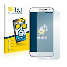 2x BROTECT Matte Screen Protector for Samsung Galaxy E5 Protection Film