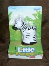 Fisher-Price Little People Zoo Animals Zebra New
