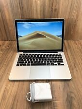 "Apple MACBOOK PRO • 13"" Retina • 512GB SSD • 8GB RAM • 2.8GHZ • Fully Tested"