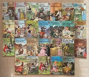WELL LOVED TALES Series 606d Vintage LADYBIRD Books X25 Vera Southgate