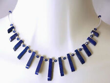 Lapis Necklace Other Reproduction Vintage Jewellery