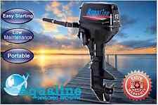 New AquaLine® 12hp Outboard Motor 2-Stroke Saltwater Series