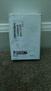 Open Box GE 60-362N-10-319.5 Wireless Crystal Door/ Window sensor, Battery