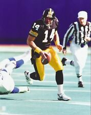 NEIL ODONNELL 1995 AFC CHAMPIONSHIP GM 1/14/96 AT 3-RIVERS STAD COLOR 8X10W/GAME