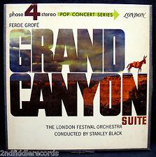 GRAND CANYON SUITE-FERDE GROFE-STANLEY BLACK-Reel To Reel Tape-LONDON-Phase 4