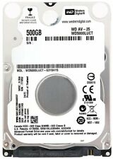 "WD AV-25 500GB WD5000LUCT 5400RPM 2.5"" Hard Drive (7mm) SATA 6.0Gb/s NAS DVR NVR"