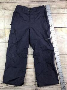 Columbia convert Collab purple ski pants size 14/16 youth