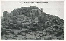 PC26001 Ladies Wishing Chair. Giants Causeway. Gordon