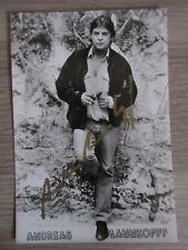 Christoph Wortberg - Lindenstraße - original handsignierte Autogrammkarte ! TT2