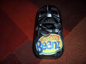 Star Wars Mighty Beanz Darth Vader Tin Case Lot Of 19 Misc Beanz