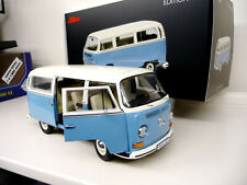 1:18 Schuco VW Volkswagen T2 Bus blue NEW FREE SHIPPING