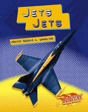 Jets, Jets by Carrie Braulick (Bilingual Young Adult Book, English/Spanish)