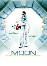 MOON Movie POSTER 11x17 Swedish C Matt Berry Robin Chalk Dominique McElligott