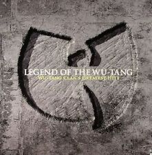WU-TANG CLAN (LEGEND - GREATEST HITS CD SEALED + FREE POST)
