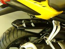 Yamaha FZ1 FZ8 Rear Hugger Fender Matt Flat Black - Powerbronze